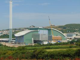 6.30 for 7.00 Evening Meal - AM VISIT to CORNWALL INCINERATOR AM