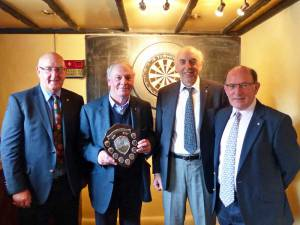 4 March 2014 - Club darts team triumphs in District Final