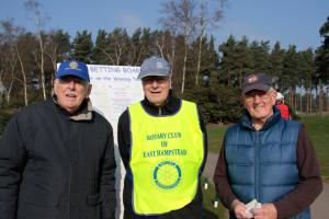 Charity Golf Day at Bearwood Lakes - 2018