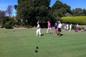 The first Rotary Bowls Day (September 2011)