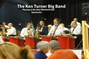 St Georges Day & Ken Turner Big Band New Windmill Hall Upminster