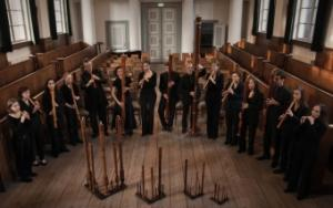 The Royal Wind Fundraising Concert 'Cosmography of Polyphony'