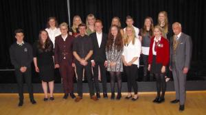 Club Hosts Competition for Young Singers