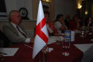 ST GEORGE'S DAY EVENT