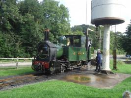 Race The Train 2016, Rotary Club of Welshpool