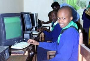 Computers for Tanzania
