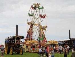 Leisure Lakes Steam and Vintage Vehicle Rally 2016