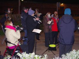 Tree of Light 2013 - Switch On and Bucket Collection