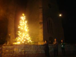 Trees of Light at Whitnash and Royal Leamington Spa