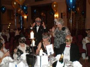 Harrogate Masked Ball 5th March 2011