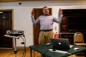 Speaker Report - Tom Law - The Mysterious World of Beekeeping