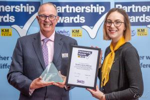 KM Partnership Award