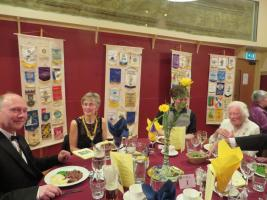 Inner Wheel Charter Night