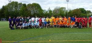 May 2015 Homeless Football Tournament