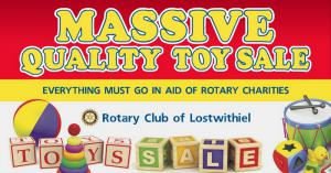 Lostwithiel Rotary Toy Shop