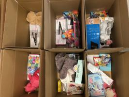 Christmas Toy Box Appeal