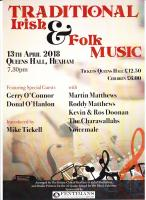 Traditional & Irish Folk Music