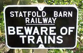 Club visit to Statfold Barn Railway
