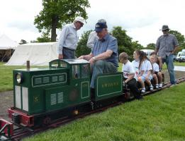 Jun 2015 Rotary Kids Out Fun Day - Wimpole Hall
