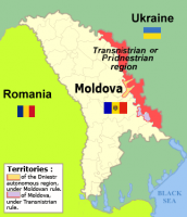 Lifting the lid on Moldova and Transnistria