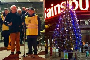 Tree of Light 2018 - Carolling, Switch On, Bucket Collection and Donate
