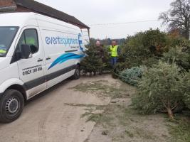 St Lukes Christmas Tree Collection 2018/9