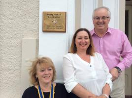 Llandudno Rotary makes itself at home