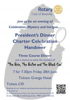 Triple Celebration - ALL WELCOME