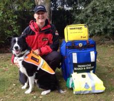 Stuart Ballantyne--Trossachs Search and Rescue - Westlands Hotel 1 August @ 18.30