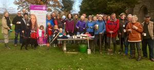 Tunstall Villagers Support 'End Polio Now' Campaign