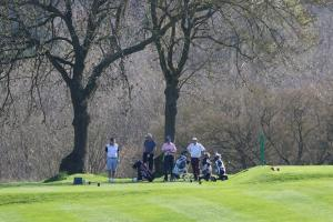 Annual Charity Golf Day on April 19th 2018 raises £7,000 for local charities