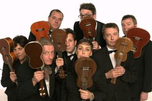 Rotaventure - The Ukulele Orchestra of Great Britain @ Hafren, Newtown, 7.30pm