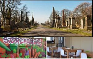 Visit to Undercliffe Cemetery & Inn Churches - Bradford Club Closed