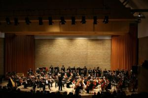 Feb 2010 Charity Orchestral Concert, West Road Concert Hall 7.30 pm