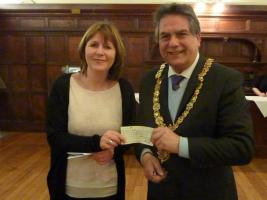 Feb 2018 Charities Cheque Night