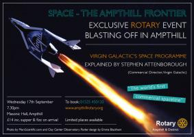 Space - The Ampthill Frontier