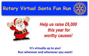 2020 Virtual Santa Fun Run