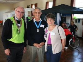 High Sheriff of Shropshire Visits LifeLine 2012
