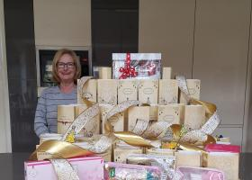 Christmas Gifts for South Ayrshire Women's Aid