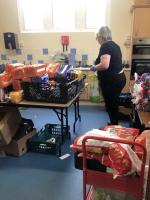 Rotary Support for Community Foodbank