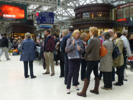 17th May 2014 - Visit to Central Station