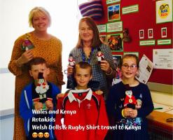 Wales and Kenya Head Teachers Unite