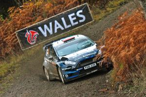 Wales Rally GB : 04th to 07th October 2018