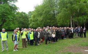 Sponsored Walk - The Waterways of Shepperton