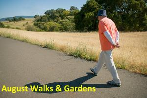 August Rotary Walks and Gardens
