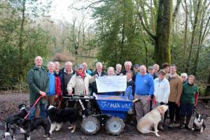 Presentation to Friends of Wayford Woods
