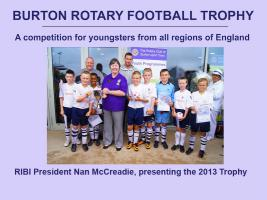 2013 Rotary Football Final at St George's Park