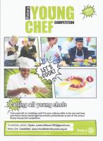 Rotary Young Chef Competition 2019/20