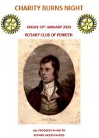 Charity Burns Supper 2020