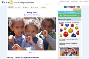 Rotary Club of Sittingbourne Invicta Home Page